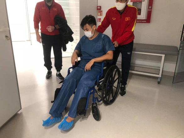 Đắc Huy chấn thương trước trận đấu quan trọng với đội tuyển futsal Nga - Ảnh 2.