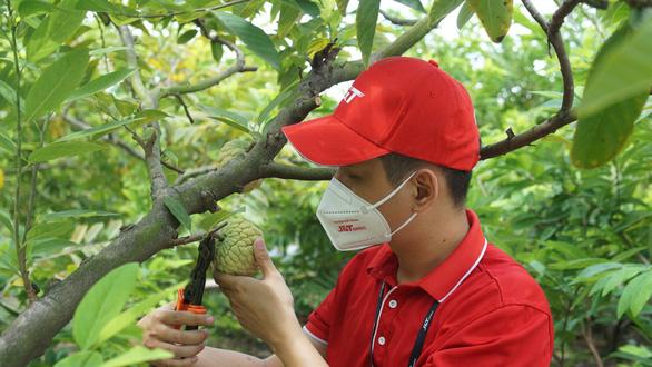 J&T Express nối dài hành trình hỗ trợ tiêu thụ nông sản Việt - Ảnh 2.