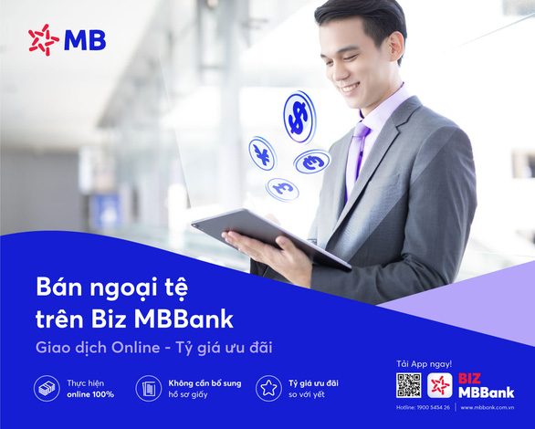 Giải pháp Ngân hàng số toàn diện hàng đầu dành cho doanh nghiệp: BIZ MBBank - Ảnh 2.