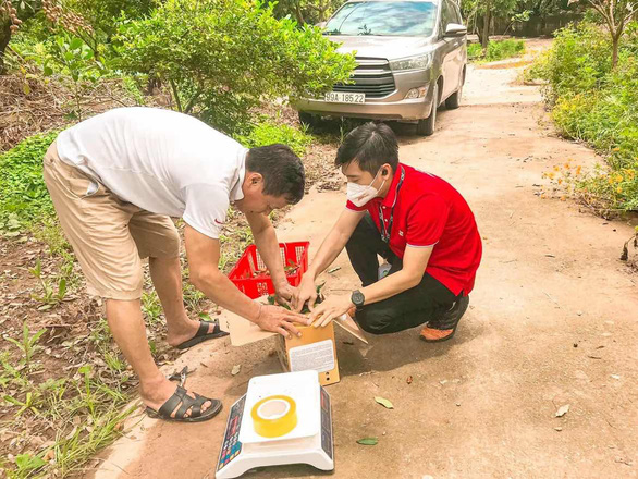 J&T Express nối dài hành trình hỗ trợ tiêu thụ nông sản Việt - Ảnh 3.