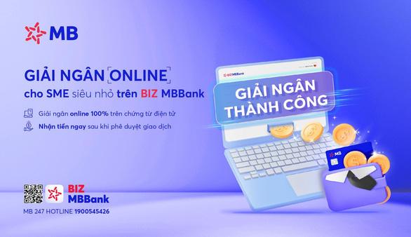 Giải pháp Ngân hàng số toàn diện hàng đầu dành cho doanh nghiệp: BIZ MBBank - Ảnh 3.