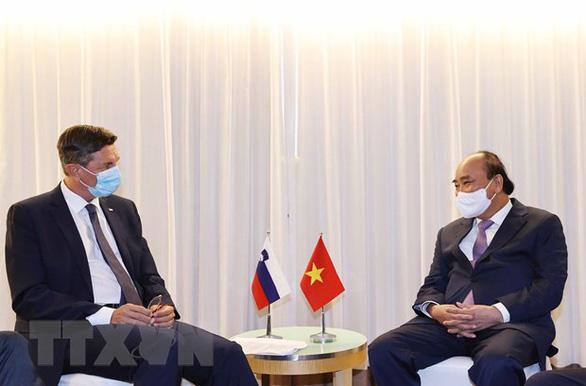 Chủ tịch nước có nhiều cuộc gặp cấp cao, đề nghị WB tư vấn cho Việt Nam - Ảnh 3.