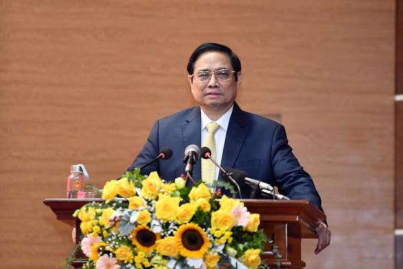 Thủ tướng Phạm Minh Chính: Lợi ích quốc gia, dân tộc là bất biến