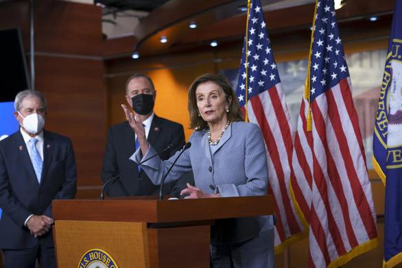 Hạ viện Mỹ trình dự luật hạn chế quyền lực của tổng thống - Ảnh 1.