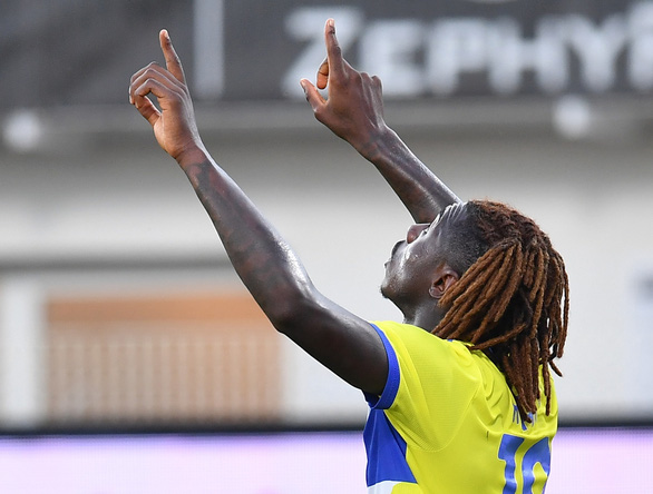 Juventus thắng trận đầu tiên tại Serie A - Ảnh 1.