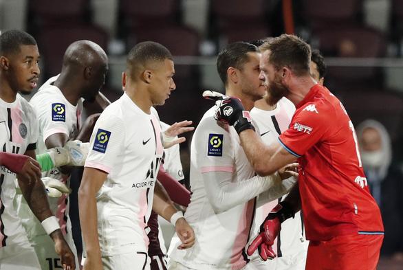 Không Messi, PSG lại thắng ở phút bù giờ - Ảnh 3.