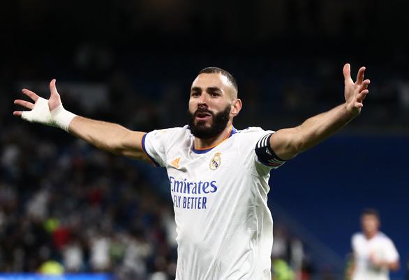 Đại thắng Mallorca 6-1, Real Madrid trở lại ngôi đầu bảng - Ảnh 1.