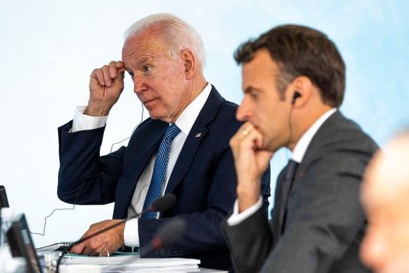 Pháp sẽ cử đại sứ trở lại Mỹ vào tuần tới - Ảnh 1.