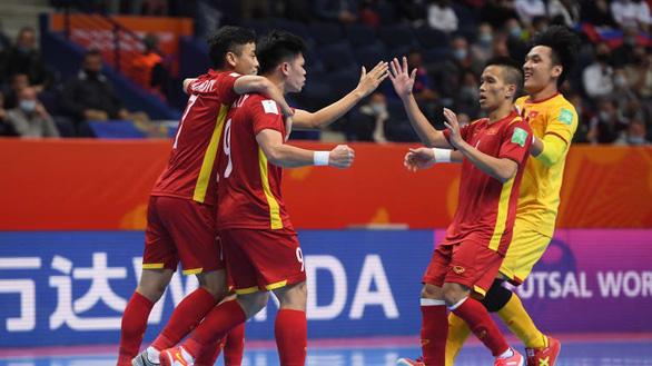 Futsal Việt Nam chia tay World Cup trong sự tự hào - Ảnh 1.