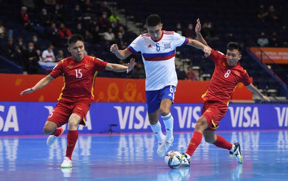 Á quân thế giới tự nhận đã run trước tuyển futsal Việt Nam - Ảnh 1.