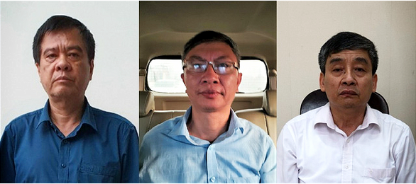 Bắt giám đốc Sở Giáo dục - đào tạo tỉnh Điện Biên - Ảnh 2.
