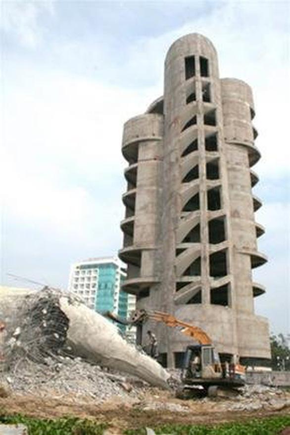 Lại đề xuất cải tạo tháp Trầm Hương ở Nha Trang - Ảnh 2.