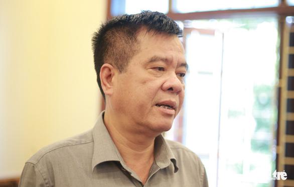 Bắt giám đốc Sở Giáo dục - đào tạo tỉnh Điện Biên - Ảnh 1.