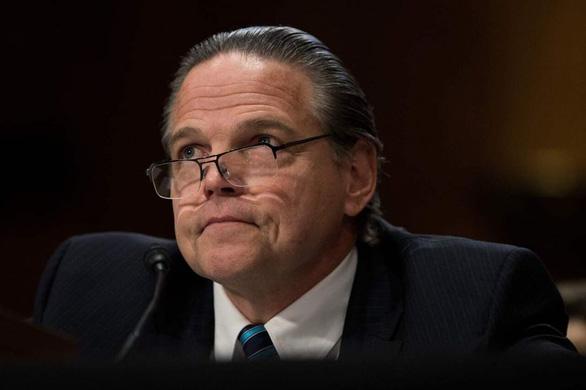 Đặc phái viên Mỹ tại Haiti phản đối Washington trục xuất người tị nạn, từ chức - Ảnh 1.