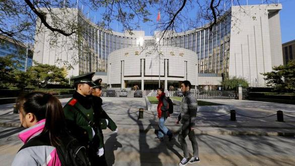 Khủng hoảng Evergrande: Trung Quốc bơm tiền lần thứ 4 liên tiếp cho PBOC - Ảnh 1.