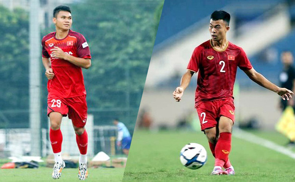 HLV Park Hang Seo thêm Xuân Mạnh, Thanh Thịnh vào tuyển Việt Nam - Ảnh 1.