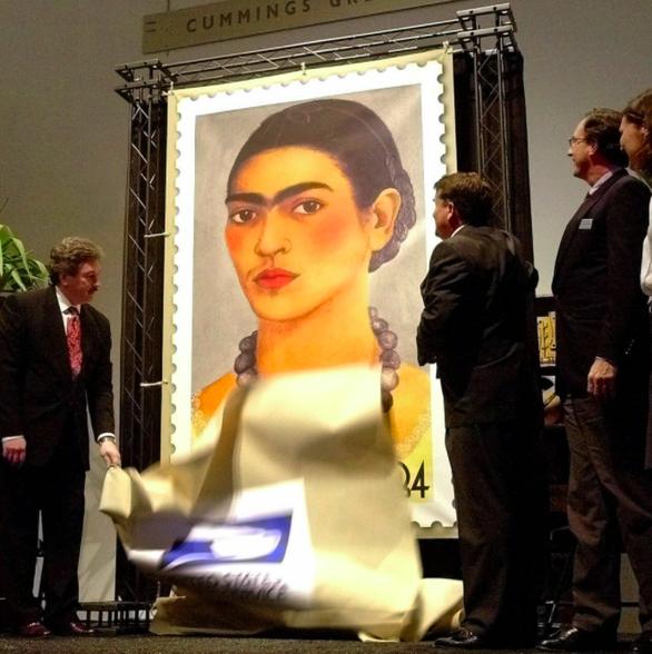 Bức tranh Diego and I của thánh nữ hội họa Frida Kahlo dự kiến bán trên 30 triệu USD - Ảnh 2.