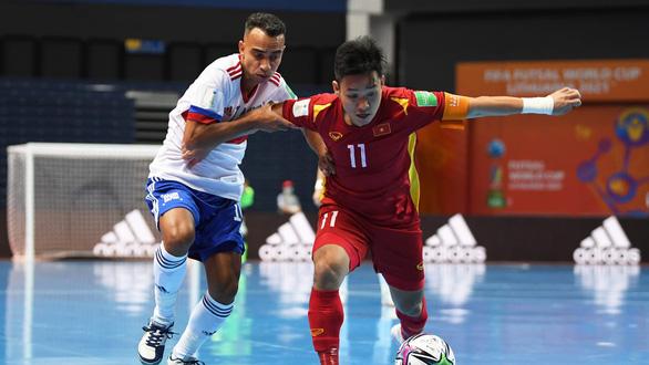Futsal Việt Nam khiến thế giới ngỡ ngàng - Ảnh 2.