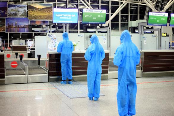 Bamboo Airways thử nghiệm thành công hộ chiếu sức khỏe điện tử trên chuyến bay thẳng đầu tiên tới Mỹ - Ảnh 1.