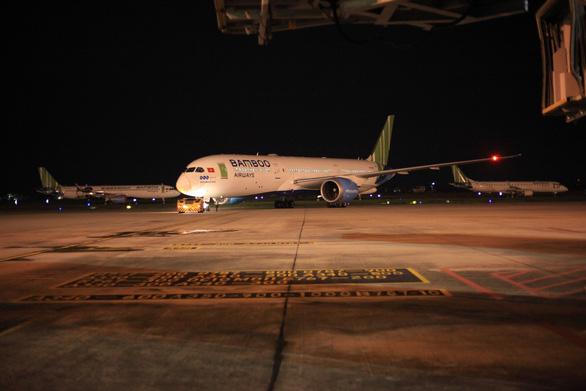 Bamboo Airways thử nghiệm thành công hộ chiếu sức khỏe điện tử trên chuyến bay thẳng đầu tiên tới Mỹ - Ảnh 4.
