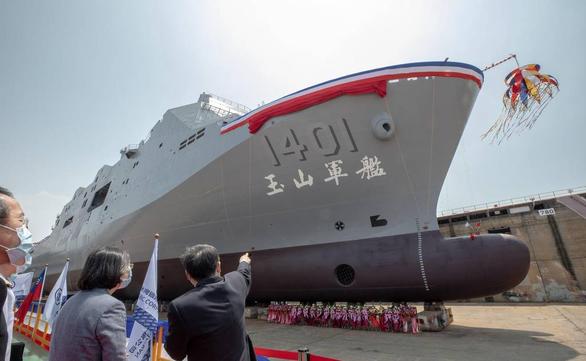 Hạ viện Mỹ đồng ý mời Đài Loan tham gia cuộc tập trận hải quân lớn nhất - Ảnh 2.