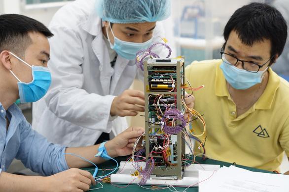 Ngày 1-10, vệ tinh NanoDragon của Việt Nam phóng tại Nhật Bản - Ảnh 1.