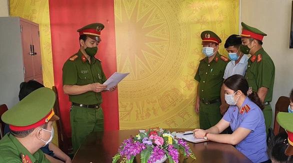 Bắt phó Phòng Tài nguyên môi trường huyện Yên Minh, Hà Giang - Ảnh 1.