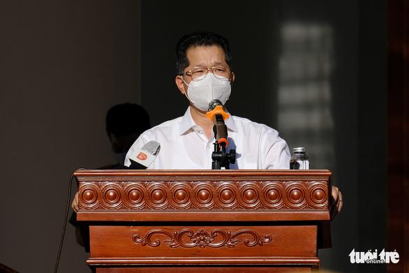 Bí thư Thành ủy Đà Nẵng: Công điện không chính xác, Thủ tướng không kiểm điểm Đà Nẵng - Ảnh 1.