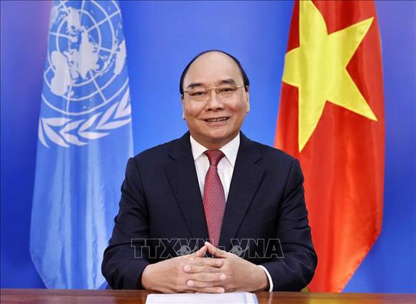 Chủ tịch nước phát biểu tại Hội nghị thượng đỉnh về lương thực của Liên Hiệp Quốc - Ảnh 1.