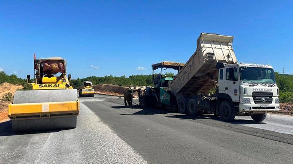Thủ tướng phê duyệt chủ trương đầu tư đường cao tốc Biên Hòa - Vũng Tàu - Ảnh 2.