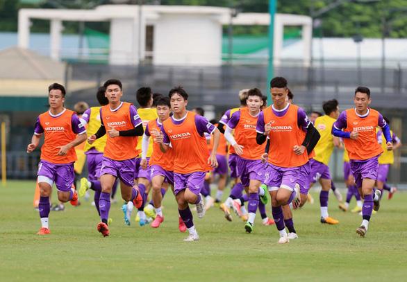 Đội tuyển U22 Việt Nam sẽ đến Kyrgyzstan tham dự vòng loại U23 châu Á 2022 - Ảnh 1.