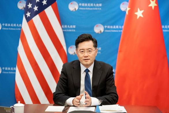 Đại sứ Tần Cương lập luận gây bất ngờ: Trung Quốc dân chủ như Mỹ - Ảnh 1.
