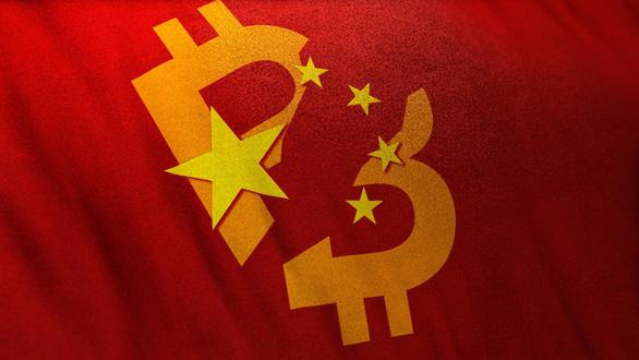 Trung Quốc cấm giao dịch tiền điện tử trên toàn quốc - Ảnh 1.