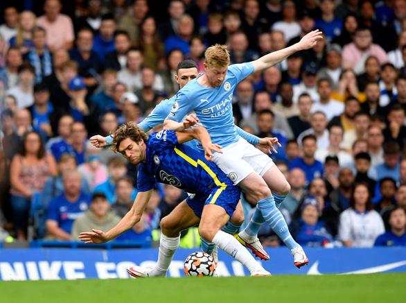 Jesus ghi bàn, Man City thắng sát nút Chelsea - Ảnh 2.