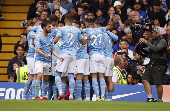 Jesus ghi bàn, Man City thắng sát nút Chelsea - Ảnh 1.