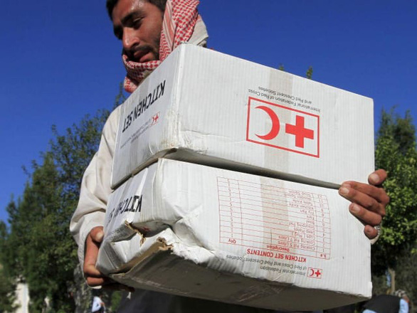 Mỹ miễn trừ trừng phạt, cho phép viện trợ nhân đạo Afghanistan - Ảnh 1.