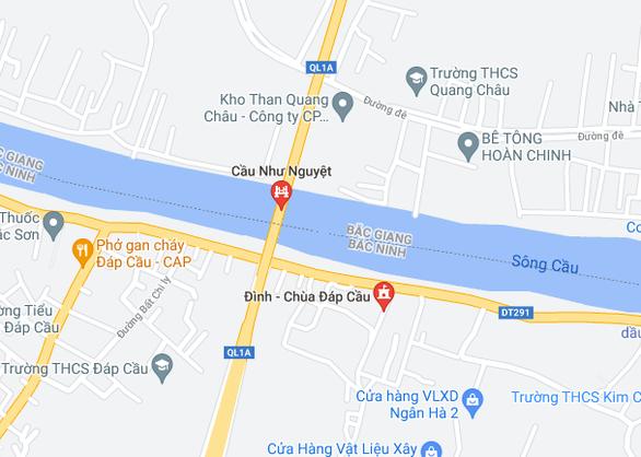 Bắc Giang đề nghị chuyển đổi dự án ODA, sử dụng ngân sách tỉnh mở rộng cầu Như Nguyệt - Ảnh 1.