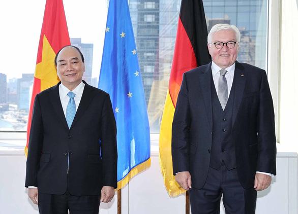 Chủ tịch nước cảm ơn Đức đã hỗ trợ Việt Nam chống dịch - Ảnh 1.