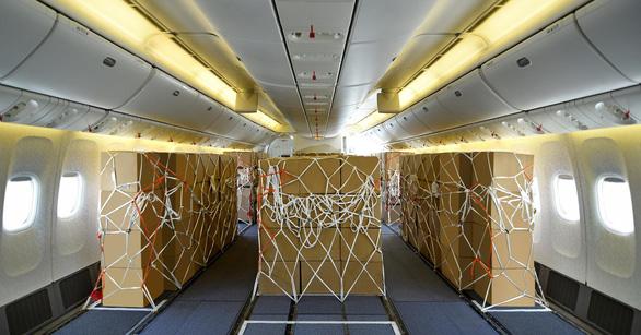 Làm ăn sinh tồn qua mùa dịch - Kỳ 2: Chuyển sang chở hàng, United Airlines sống khỏe mùa dịch - Ảnh 2.