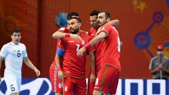 Nga - Argentina, Bồ Đào Nha - Tây Ban Nha gặp nhau ở tứ kết Futsal World Cup 2021 - Ảnh 1.