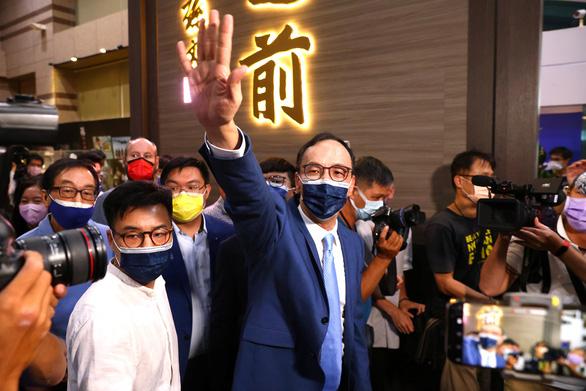 Ông Tập chúc mừng tân lãnh đạo đảng đối lập Đài Loan, kêu gọi giúp 'thống nhất' - Ảnh 1.