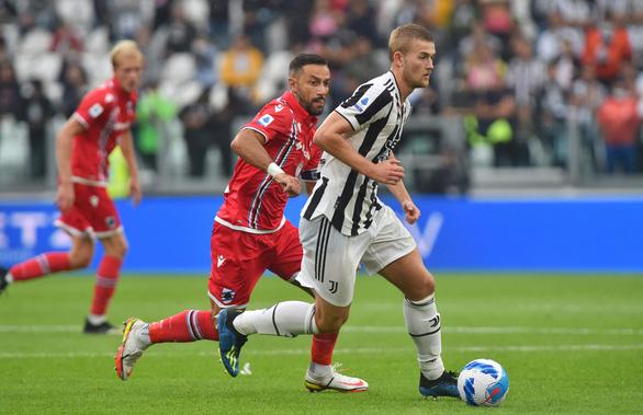 Juventus thắng sát nút Sampdoria - Ảnh 2.