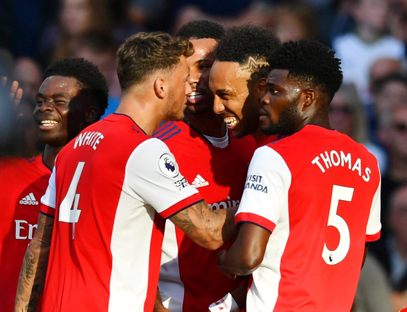 Thua Arsenal 1-3, Tottenham nhận thất bại thứ 3 liên tiếp ở derby London - Ảnh 2.