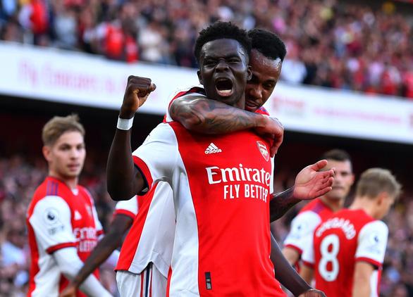 Thua Arsenal 1-3, Tottenham nhận thất bại thứ 3 liên tiếp ở derby London - Ảnh 3.