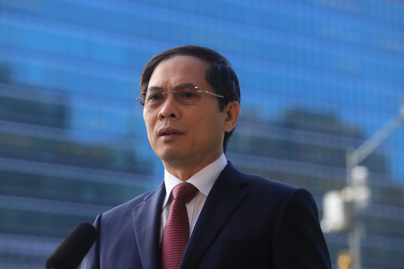 Bộ trưởng Ngoại giao Bùi Thanh Sơn: Chuyến đi gặt hái nhiều thành quả cụ thể - Ảnh 2.
