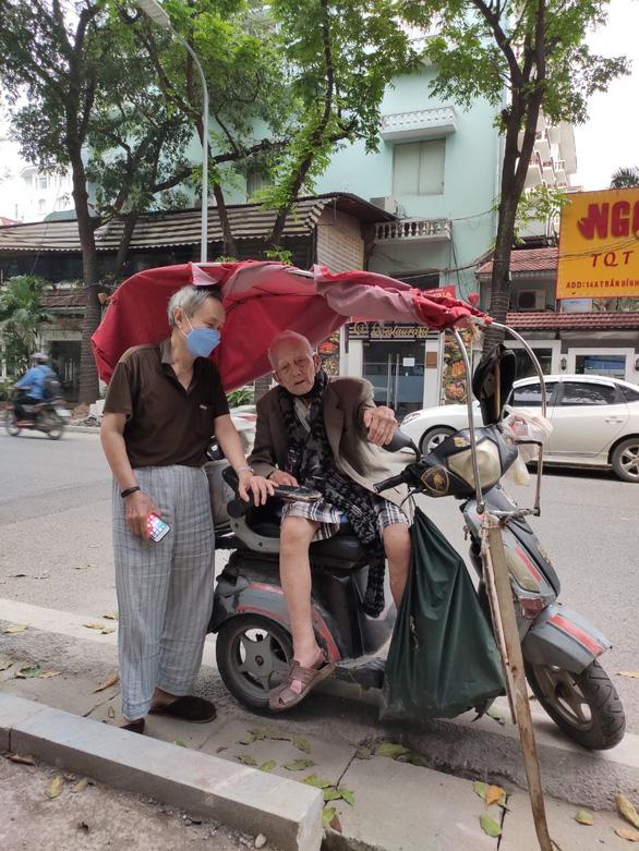 Vĩnh biệt 'Hùm xám đường số 4' - trung tá Đặng Văn Việt - Ảnh 2.