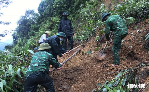 Mưa lũ tại Nghệ An làm 1 người chết, ngập gần 700 nhà dân - Ảnh 3.