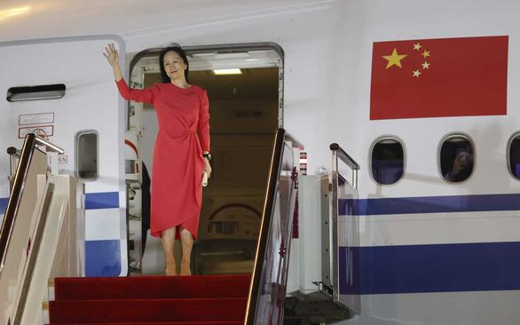 Vì sao công chúa Huawei được tự do? - Ảnh 1.