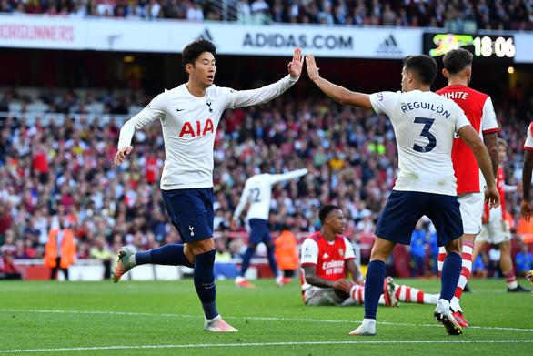 Thua Arsenal 1-3, Tottenham nhận thất bại thứ 3 liên tiếp ở derby London - Ảnh 4.