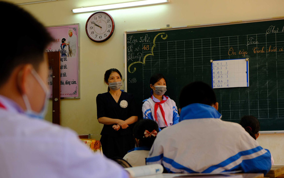 Các phương án cho học sinh trở lại trường - Ảnh 1.